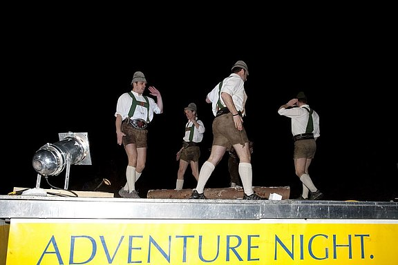 Pictures from the adventure night - Serfaus-Fiss-Ladis / Tyrol © www.foto-mueller.com